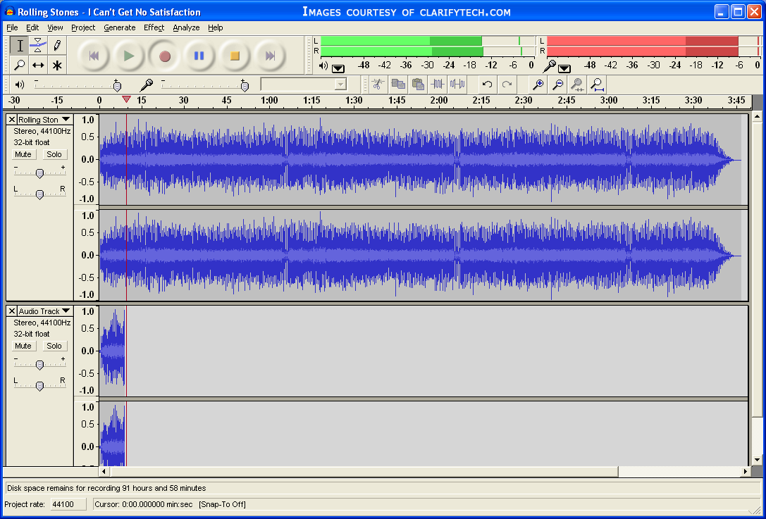 Clarify Technical Services - Tip #008 - Recording audio on